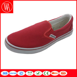 Summer Slip-on Flat Women Shoes in Leisure Style pictures & photos