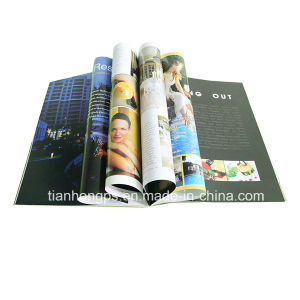 Book Printing Services, Magazine Printing Costs (OEM-MG004) pictures & photos