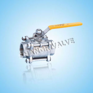 3-PC Threaded or Welded Ball Valve (Q11/61F)