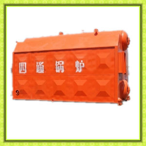 Double-Drum Coal Steam Boiler (SZL)