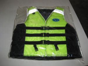 Accessories Of Inflatable Boat: Life Jacket