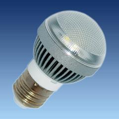 Power G50 3X1W LED Bulb
