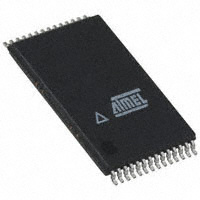 Atmel Memory Data Flash (AT45DB321D-TU)