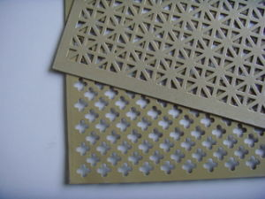 Aluminium Perforated Sheet