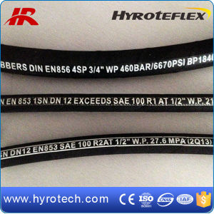 Flexible Rubber Hose/Hydraulic Hose 1sn 2sn 4sp 4sh in Stock pictures & photos