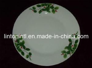 Ceramic Dinner Plate/ Porcelain Flat Plate