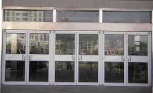 Top Grade Aluminum Commerical Casement Door (BHA-DK06) pictures & photos