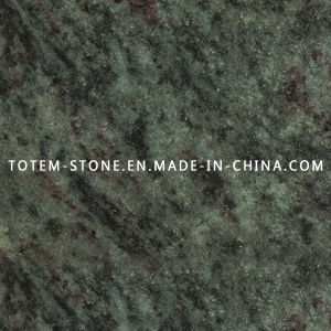 Natural Stone Tropical Green Granite for Countertop, Tile, Slab, Headstone pictures & photos