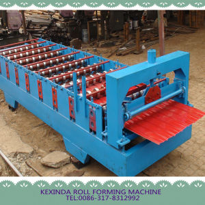 900 Steel Profile Making Machine Sheet Metal Roofing Machine pictures & photos