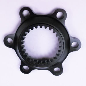 Bicycle Components with Turning and Milling Proccessing