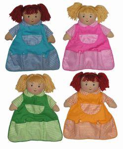 Rag Doll With Pokets (GX091215)