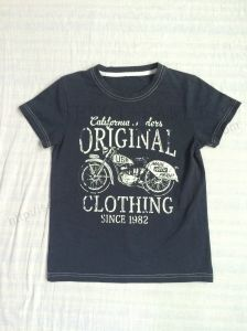 Nice T-Shirt for Kids, Boy Fashion Clothes Sq-6277 pictures & photos