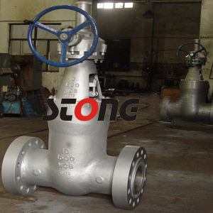 API ANSI Cast Steel Pressure Seal 1500lb RF Gate Valve pictures & photos