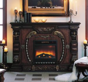 Electric Fireplace/Decoration Furniture (672) pictures & photos