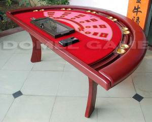 Casino Caribbean Poker Table (DPT4A13N) pictures & photos