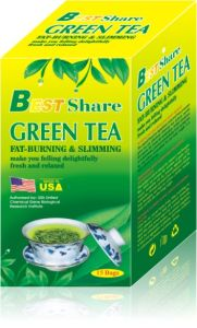 Best Share Loss Weight Green Tea pictures & photos