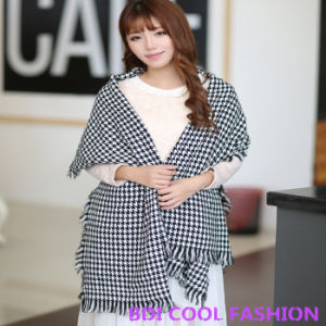 New Design Hot Selling Warm Scarf (Cyx-104) pictures & photos
