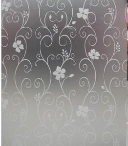 3-12mm Acid Etched Glass, Smoked Glass, Frosted Glass (JINBO) pictures & photos