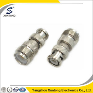 BNC Connector BNC Male to UHF Female Adapter pictures & photos