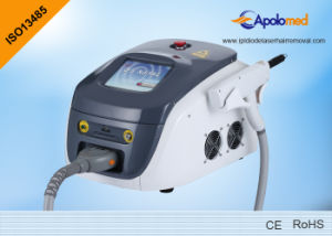 Medical Standard 1064 Nm 532nm ND YAG Laser Tattoo Removal Machine pictures & photos