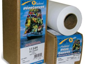 Polyester Inkjet Canvas, Print Canvas, Printing Canvas pictures & photos