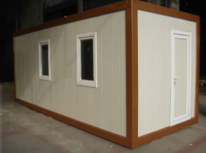 Flatpack Container House Qatar Site pictures & photos