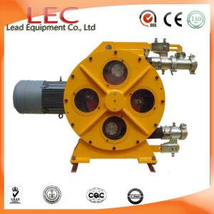 Lh Peristaltic Type Squeeze Concrete Pump pictures & photos