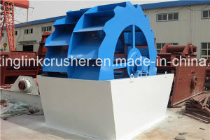 Xsd Wheel Type Sand Washer pictures & photos