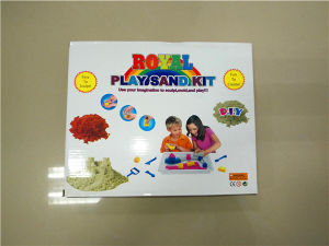 Fashion Color Magic Fancy Play Sand Toy Educational Science pictures & photos