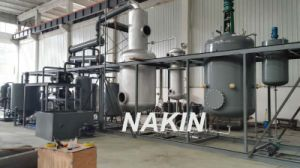10 Ton Per Day Black Synthetic Oil Regeneration Refinery to New Base Oil pictures & photos