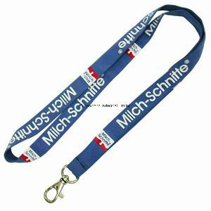 Silk Screen Printing Custom Logo Lanyard for Promotional Items pictures & photos