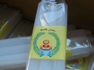 Wholesale Pure Paraffin Wax White Stick Religious Candles