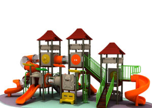 Children Outdoor Equipment with CE Approved (YQL-240001)