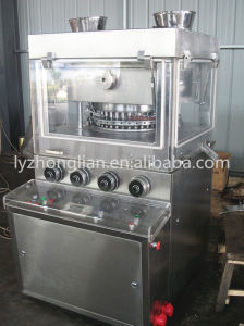 Zp-35D Series High Quality Rotary Salt Tablet Press Machine pictures & photos