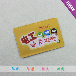 Cartoon Printing Pattern PVC ID Card Holder pictures & photos