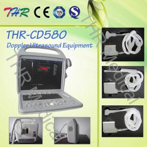 Thr-CD580 Portable 3D Color Doppler Ultrasound Scanner pictures & photos