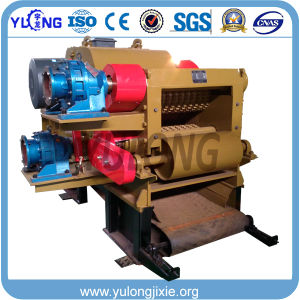 Large Capacity Wood Chipper Shredder with CE pictures & photos