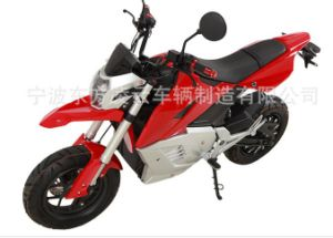 Fashion 2000watt Electric Motorcycle E-Scooter (HD2000W-M3S) pictures & photos