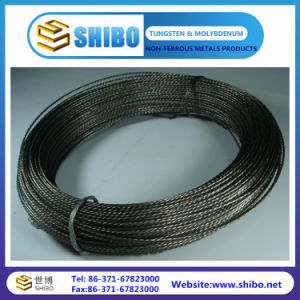 Factory Direct Sell Best Price 99.95% Straight Tungsten Wire for Cutting pictures & photos