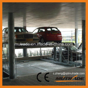 High End Smart Pit Parking System Made in China pictures & photos