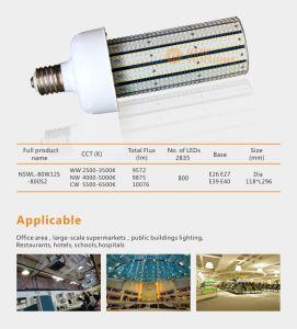 UL TUV SMD2835 80W Corn LED Lamp LED Street Light