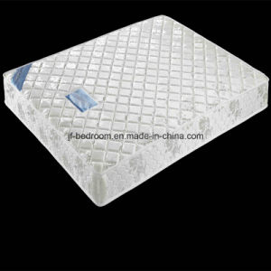 Simple Demask Hotel Wholesale Mattress (WL036-C)