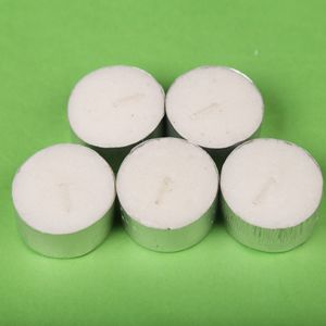 Wholesale Unscented 14G White Tealight Candles pictures & photos