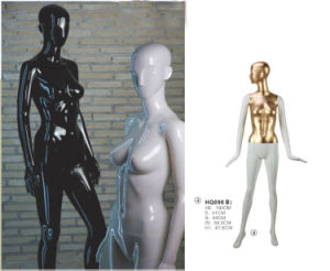 Cheap Appeal Full-Body Fibergalss Female Mannequin for Window Display pictures & photos