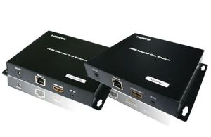 120m by One Cat5e/6 HDMI Extender (IR) pictures & photos