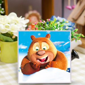 Factory Direct Wholesale New Children DIY Handcraft Sticker Promotion Kids Girl Boy Gift T-169 pictures & photos