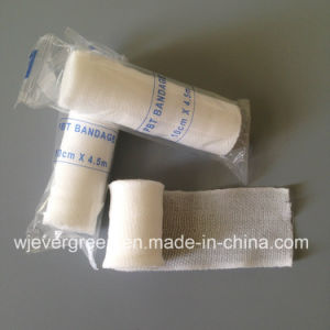 Medical Hospital Supplies Natural PBT Bandage