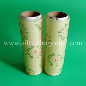 PVC Cling Film for Food Wrapping with Best Fresh Brand pictures & photos