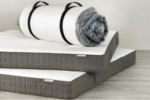 Rolled Packed Pocket Spring Mattress pictures & photos
