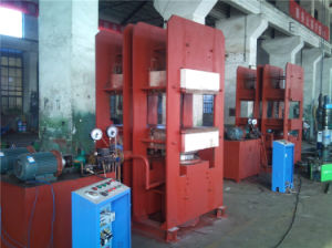 Frame Style Plate Vulcanizing Press pictures & photos
